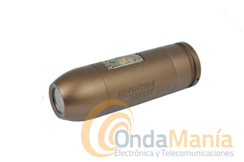 VIDEO CAMARA BULLET HD ADVENTURE 720