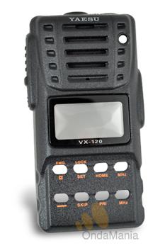 CARCASA FRONTAL YAESU VX-120 - Carcasa delantera del Yaesu VX-120