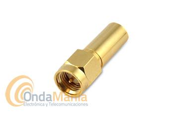 CONECTOR SMA MACHO PARA CRIMPAR EN RG-58, CH-7801,...