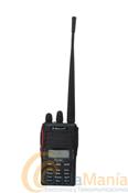 MIDLAND CT-32SH VERSION CAZA (GALICIA, ASTURIAS, LEON, CANTABRIA...) - El Midland CT32SH (homologado por la federación de caza)  es un transceptor portátil de VHF profesional, de reducido tamaño pero de altas prestaciones, con batería de Ion-Litio de alta capacidad (1650 mAh), cargador de sobremesa, 5W de potencia, 128 canales de memoria,...
