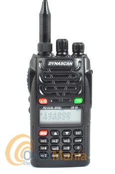 DYNASCAN DB-48 V3 2014 WALKIE DOBLE BANDA UHF/VHF, ELIGE TUS ACCESORIOS