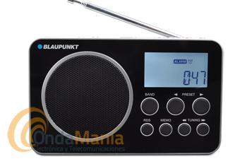 BLAUPUNKT DIGITAL PLL BDR-500