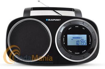 BLAUPUNKT DIGITAL PLL BSD-9000 - Radio digital multibanda PLL de sobremesa BSD-9000