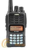 ALINCO DJ-500E WALKI TALKIE DOBLE BANDA CON RADIO FM COMERCIAL - El Alinco DJ-500 es un walki doble banda de VHF y UHF con radio comercial de FM, 5 W de potencia, 200 canales de memoria alfanuméricos, batería de Ion-Litio, dispone de CTCSS, DCS y señalización DTMF 5 tone,...