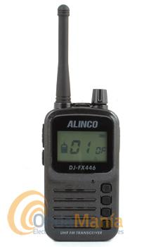 ALINCO DJ-FX446 PMR-446 DE USO LIBRE
