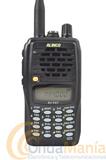 ALINCO DJ-V57E WALKIE DOBLE BANDA VHF/UHF - OFERTA HASTA FIN DE STOCK!!! !!! Walkie doble banda VHF/UHF con 200 memorias, resistente y sumergible en agua (norma IP-X7), 5 W de potencia, cargador rápido, batería de litio,...