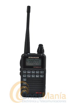 DYNASCAN MX-68