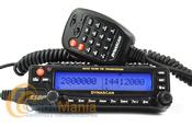 DYNASCAN 950P TRANSCEPTOR MOVIL CON 4 BANDAS+PORTE GRATIS - Transceptor móvil cuatribanda en transmisión 28 Mhz, 50 Mhz, 144 Mhz y 430 Mhz FM y amplio margen en recepción con AM y FM. Dispone de un atractivo diseño y avanzadas funciones. Este transceptor móvil para radio aficionados estaespecialmente diseñado para su instalación en vehículos o en casa incorporando innovadoras y practicas funciones.2 Años de garantía, equipo de exposición.