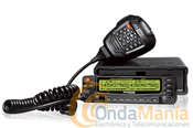 DYNASCAN 920RE EMISORA MOVIL DOBLE BANDA UHF/VHF FULL DUPLEX  - Transceptor doble banda dúplex total con 50 W en VHF y 40 W en UHF, incluye 999 memorias, radio comercial de FM, micrófono multifunción con altavoz incorporado, CTCSS y DCS incluidos, secrafonia,...