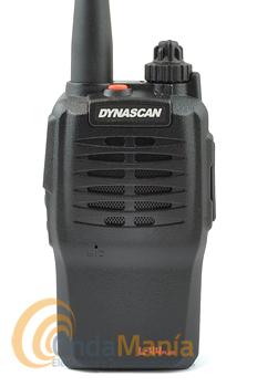 DYNASCAN L44 PLUS PMR DE USO LIBRE CON RADIO FM Y BATERIAL DE ALTA CAPACIDAD