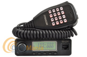 DYNASCAN M-24 MINI EMISORA MOVIL DE VHF CON RADIO FM COMERCIAL - Emisora de VHF con receptor de radio FM comercial, dispone de 199 canales de memoria, dos niveles de potencia seleccionables 4W /10W, reducido tamaño,micrófonocon teclado y dos teclaslateralespara subir y bajarfrecuenciaso memorias, tonos CTCSS y DCS.