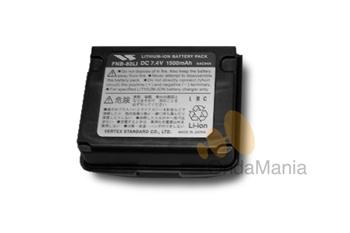 YAESU FNB-80LI (BATERIA ORIGINAL) - Yaesu FNB-80LI Batería Litio-Ion 7,2V para series VX-6, VX-7