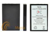BATERIA FNB-82LI - FNB-82LI batería para YAESU VX-2 y VX-3 de Li-Ion (litio) con 3,7 V. y 1.100 mAh.