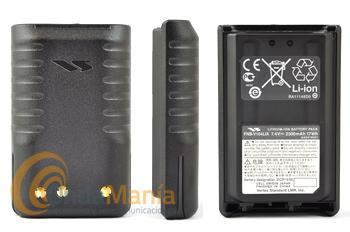 VERTEX FNB-V104LI BATERIA DE ION-LITIO ORIGINAL CON 2300 MAH
