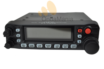 YAESU FT-7900E+KIT CABEZAL SEPARABLE+ADAPTADOR N-PL