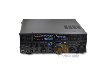 YAESU FT-950 TRANSCEPTOR DE HF - Transceptor de HF y 50 MHz. con 100W de potencia, cobertura continua en Rx, superheterodino de triple conversión, con SSB/CW/AM/FM/FSK/PACKET, dispone de 2 puertos de antena,DSP, acoplador automático de antena.