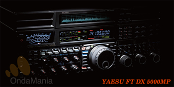 YAESU FT-DX5000 / MP TRANSCEPTOR DE HF Y 50 MHZ.
