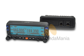 YAESU FTM-350E - YAESU FTM-350 equipo doble banda con tres potencias seleccionables:50 W, 20 W y 5 W incluye APRS, 1500 canales de memoria y Bluetooth opcional, doble altavoz,....