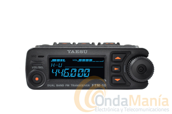 YAESU FTM-10E
