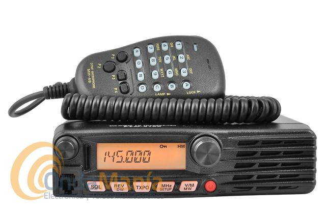 YAESU FTM-3100E TRANSCEPTOR MOVIL DE VHF CON 65 W
