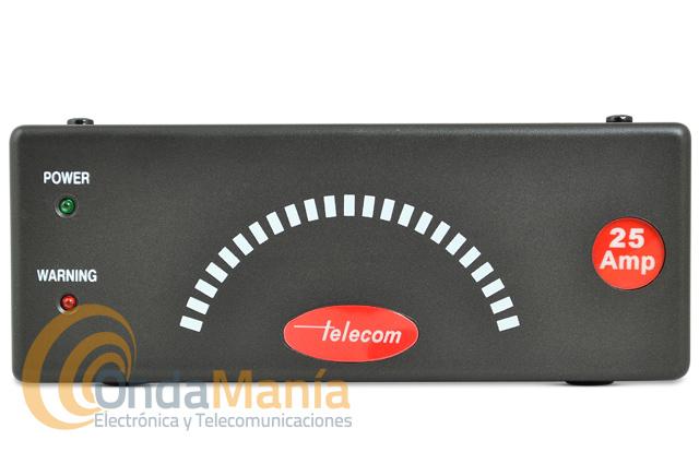 FUENTE DE ALIMENTACION TELECOM AV-825BC