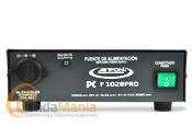 JETFON PC-F1028PRO FUENTE DE ALIMENTACION 28 V Y 12,5 AMP - Fuente de alimentación con una salida de 28 V y una intensidad de 12,5 amp. ideal para talleres, enlaces WI-FI, aplicaciones industriales,.... es regulable internamente de 24 a 28 V
