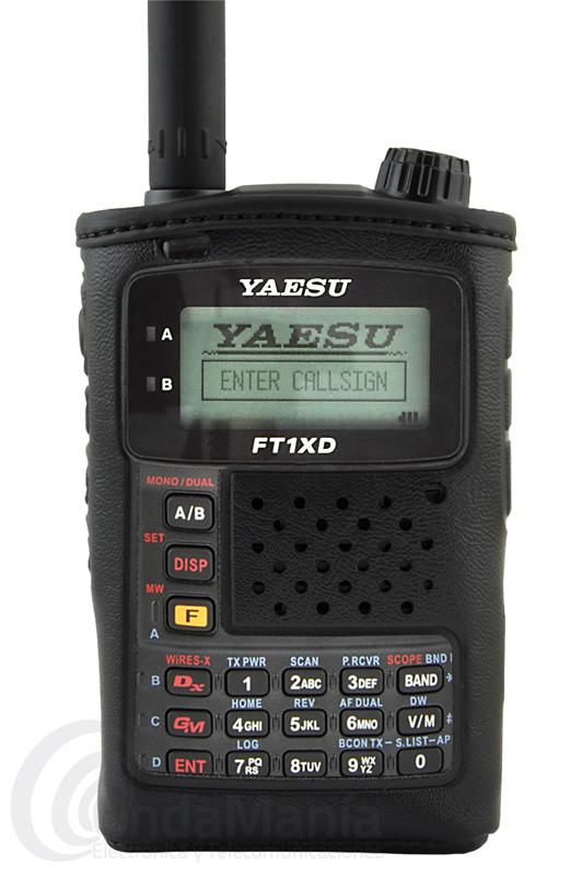 YAESU CSC-97 FUNDA DE VINILO PARA EL YAESU FT-1D