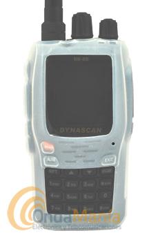 FUNDA PARA DYNASCAN DB-8D - Funda para el Dynascan DB-8D y el Wouxun KG-UV8D