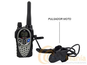 MIDLAND G8E-BT - Combinando la última tecnología en radiocomunicación junto con un chasis robusto, el Midland G8E-BT es la solución ideal y efectiva para los profesionales que tienen que estar en contacto con sus colegas. El G8E-BT es el único PMR que incluye Bluetooth para comunicaciones sin hilos. Compatible con las series BT de Midland y waterproof resistente al agua IPX5