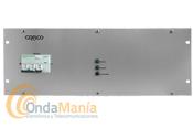 GRELCO GO1450FR FUENTE DE ALIMENTACIÓN  - Fuente profesional de alimentación filtrada y estabilizada 50A y 12A más para carga de batería.
