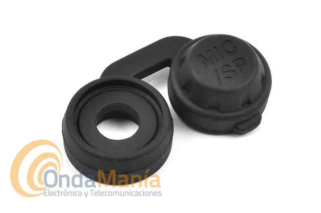 GOMA EAR-MIC PARA EL YAESU EL VX-8E Y EL VX-8DE