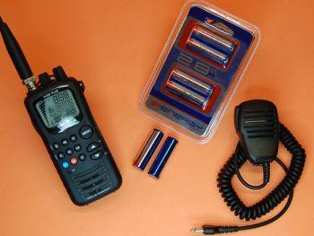 INTEK H-520 PLUS PACK MICRO-ALTAVOZ Y BATERIAS DE ALTA CAPACIDAD