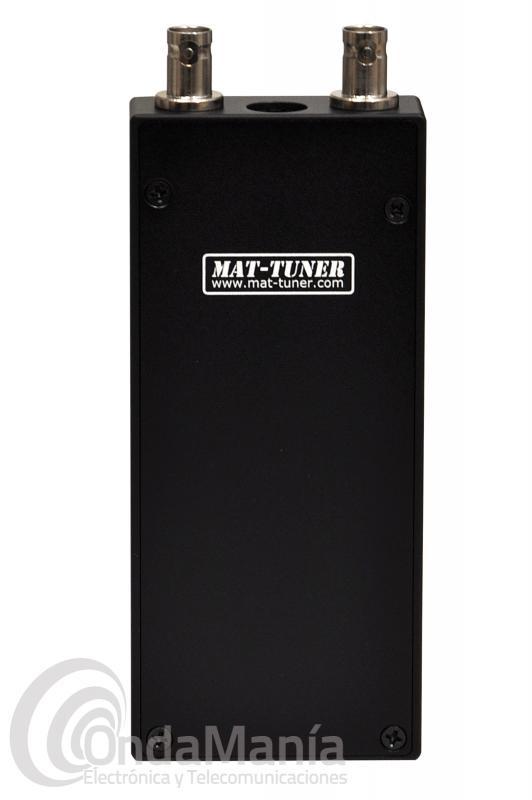 ACOPLADOR AUTOMATICO DE ANTENA HF MAT-10 QRP DE 1,6-54 MHZ, 30 W COMPATIBLE FT-818, FT-817,.....