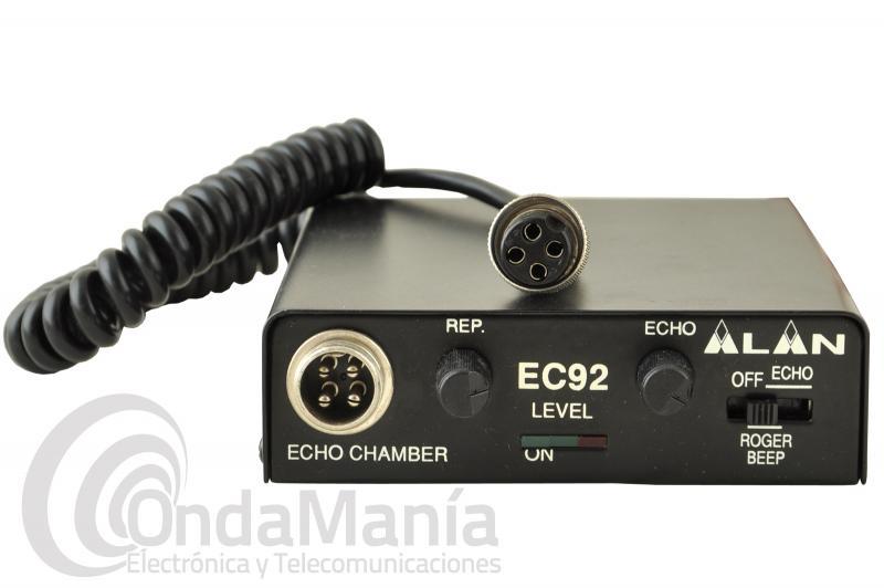CAMARA DE ECO CON ROGER BEEP ALAN EC-92 OUTLET