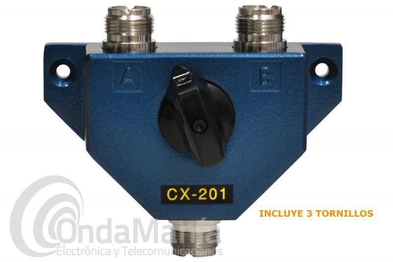 CONMUTADOR CX-201PL