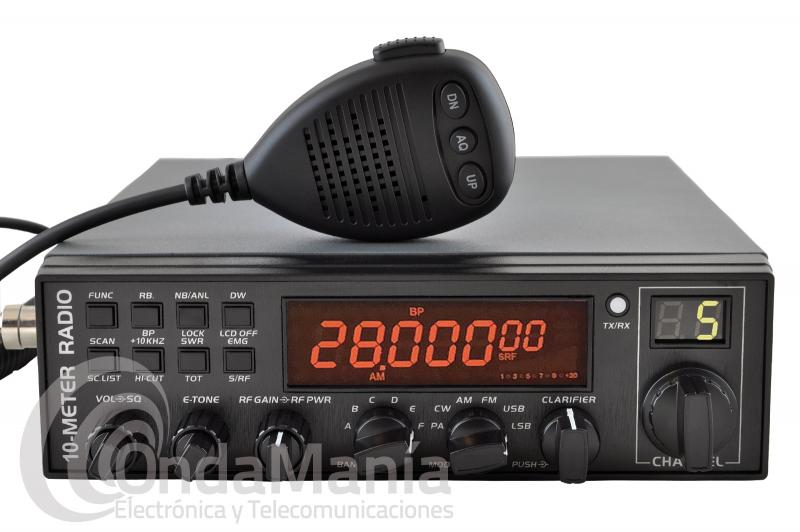 ANYTONE AT-5555 /  K-PO DX-5000 V6  TRANSCEPTOR TODO MODO DE 10 MTS.