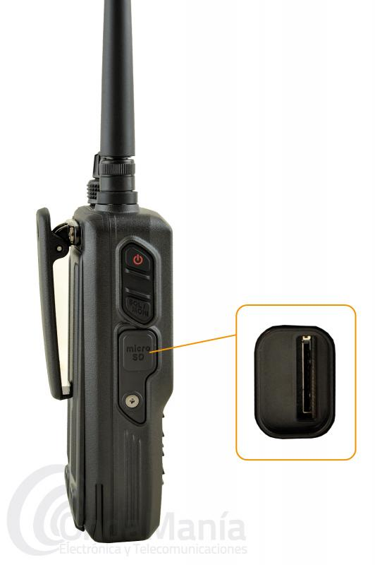 AOR AR-DV 10 SDR RECEPTOR ANALOGICO Y DIGITAL TODO MODO