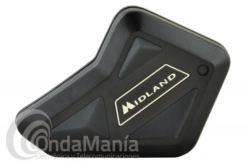 INTERCOMUNICADOR DE MOTO BT MINI SINGLE - PILOTO