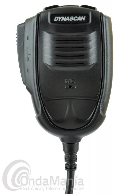 MICROFONO PARA DYNASCAN 10M66