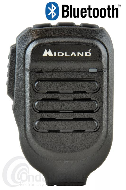 MIDLAND WA-MIKE MICROFONO BLUETOOTH INALAMBRICO