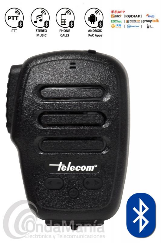 MICRO-ALTAVOZ BLUETOOTH TELECOM SP-BT-POC
