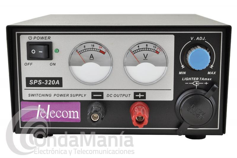 FUENTE DE ALIMENTACION TELECOM SPS-320A OUTLET