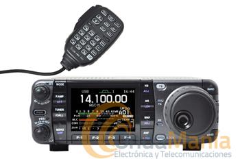 ICOM IC-7000 EMISORA MULTIBANDA HF/50 MHZ, VFH Y UHF