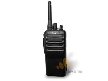 ICOM IC-F25SR - La comunicación profesional, económica e instantanea. El ICOM IC-F25SR es un transceptor profesional (PMR) sin licencia que incluye batería de Li-Ion y cargador.