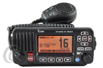 ICOM IC-M323 NEGRO TRANSCEPTOR MARINO VHF IPX7 DSC CLASE D Y GPS - Transceptor VHF marino IPX7 DSC clase D, sencillo de operar gracias a sus grandes teclas, altavoz con clara audición, DCS incorporado que cumple con los requerimientos ITU de clase D, construcción resistente e impermeable IPX7,...