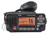 ICOM IC-M323 NEGRO TRANSCEPTOR MARINO VHF IPX7 DSC CLASE D Y GPS