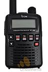 ICOM IC-R6 - Receptor portátil (escaner) de 0,1 a 1.309,995 MHz. con los siguientes modos: AM - FM y WFM incluye entre otros accesorios batería de Ni-Mh y cargador.