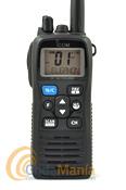 ICOM IC-M73 EURO PLUS WALKIE MARINO VHF IPX8 CON 6 W