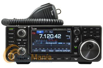 ICOM IC-7300 TRANSCEPTOR HF, 50 Y 70 MHZ CON ACOPLADOR AUTOMATICO, PANTALLA ESPECTRO,... - Icom IC-7300 Innovador transceptor de HF, 50 y 70 Mhz con pantalla de espectro en tiempo real de alto rendimiento, acoplador automático de antena,...