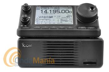 ICOM IC-7100 TRANSCEPTOR TODO MODO DE HF-50-70-144 Y 430 MHZ - El Icom IC-7100 es un transceptor todo modo de HF, 50, 70, 144 y 430 Mhz, con pantalla táctil, 505 canales de memoria, operación modo DV D-STAR,...
